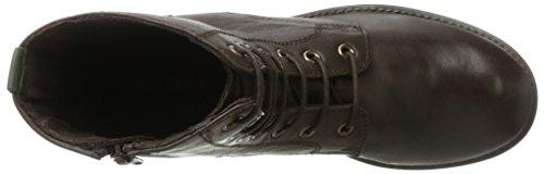 Kickers Damen Rekabby Biker Boots Braun (Marron)