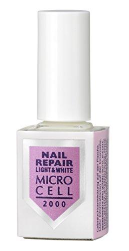 Micro Cell Nail Repair Light and White Nagellack zur Nagelreparatur,12ml