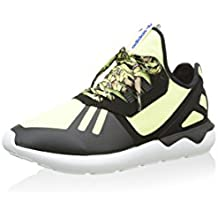 adidas Zapatillas Tubular Runner Amarillo/Negro EU 44 (UK 9.5)