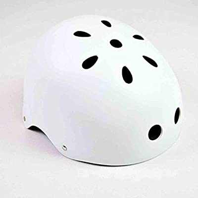 Verus Kid's Skater Helmet Set, Bicycle Skateboard BMX Scooter Helmet Bike Protective Gear Set Boys Girls Kids Helmet (Knee Pads+Elbow Pads+Wrist Pads+ Helmet) by Verus