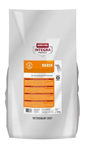 Animonda Integra Protect Nieren | Diät Hundefutter | Trockenfutter bei chronischer Niereninsuffizienz (1 x 10 kg) -