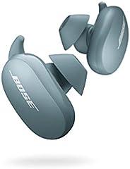 Bose QuietComfort Earbuds True Wireless Noise Cancelling Earphones, Stone Blue, Size