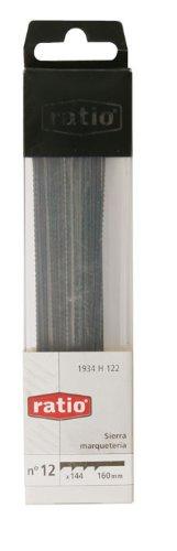 Ratio 1934h02Intarsien Sägeblatt für Holz 16cm/Nº0Ratio