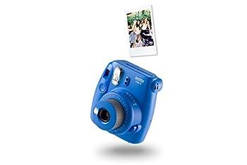 Fujifilm Instax Mini 9 Kamera Cobalt Blau 10