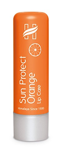 Himalaya Sun Protect Orange Lip Care - 4.5 g
