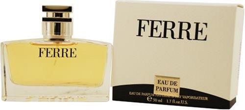 Ferre pour femme eau de parfum 50 ml 1.7 FL.OZ. natural spray vaporisateur