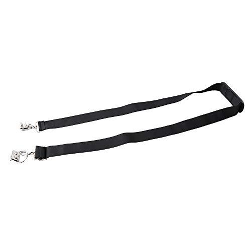 BQLZR Sac à dos à double trou avec boucle en D pour sac à outils et sac à bandoulière 38 mm