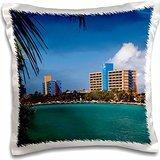 Hotels - Cuba, Matanzas, Varadero Beach, Hotel Playa Caleta 16x16 inch Pillow Case