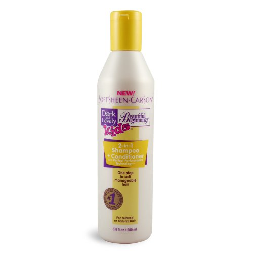 Dark & Lovely Beautiful Begining Kids 2 In 1 Shampoo And Conditioner by Dark & Lovely