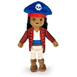 PLAYMOBIL - Peluche Pirata 30cm - Calidad super soft