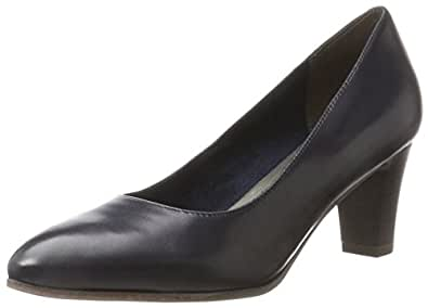 Tamaris Damen 22422 Pumps, Blau (Navy), 40 EU