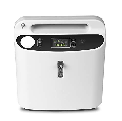 Generatore Di Ossigeno Alta Concentrazione 3L Generatore Di Ossigeno Medica Domestico Assorbitore Di Ossigeno Vecchio Uomo Gestante Portatile