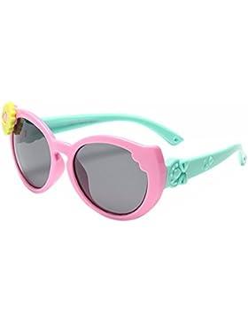 KINDOYO Nuevas Multicolores gafas de sol UV400 Protectoras para Unisex Niños