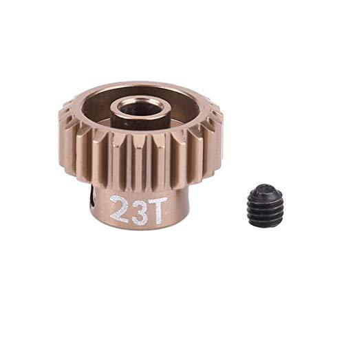 28t Getriebe (Dapei Motor Pinion Gears 19T 20T 21T 22T 28T für Sakura D3 XI Zero S 1:10 RC Drift Autoersatzteile Zubehör Hochwertige Hochleistung)