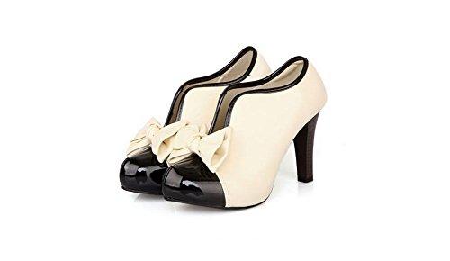 9FOX , Chaussures bateau pour femme Ivoire