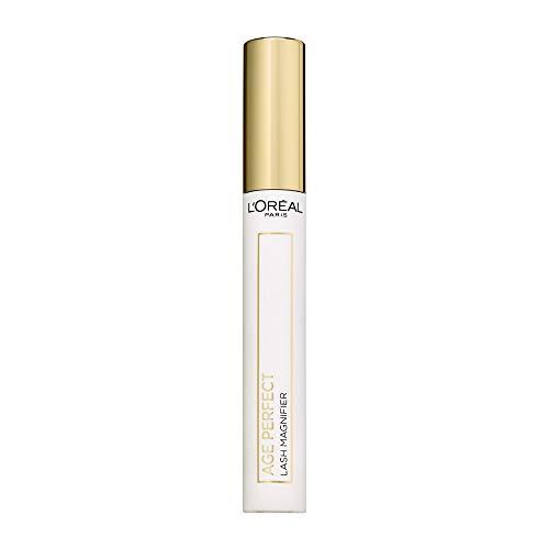 L'Oréal Paris Age Perfect Volumen-Wimperntusche 01 Schwarz, für sensible Augen, vollere und dichtere Wimpern (1 x 7,4ml)