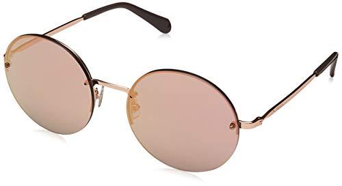 Fossil Fos2083/S-Au2-56 Damen Sonnenbrille, Pink, 56