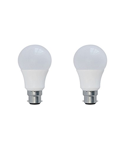 SYSKA Led 9 Watt Bulb B22 Base Pack Of 2