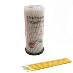 Boite de 100 Micro brosses (pour la dépose)