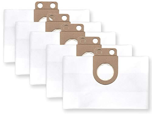 5x Staubbeutel Filtersack für Metabo AS 1200, ASA 1201