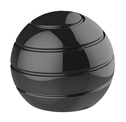 CaLeQi Escritorio cinético Juguete Oficina Metal Spinner Ball Giroscopio...