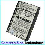 CS-SMI780SL Akku 1200mAhmAh Kompatibel mit [Samsung] Intrepid I350, Jack I637, SGH-I637, SGH-i780, SGH-i788, SPH-I350 Ersetzt AB823450CA, AB823450CABSTD, AB823450CE, AB823450CEC -