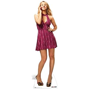 00s Celebrity Cutouts Avril Lavigne Pappaufsteller lebensgross