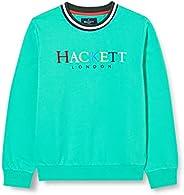 Hackett London Multi Letters Crew B suéter para Niños
