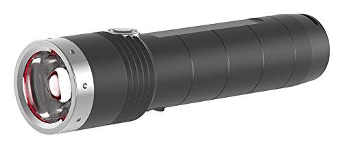 Ledlenser MT10 German Aluminum Rechargeable LED Flashlight (Black)  available at amazon for Rs.4990