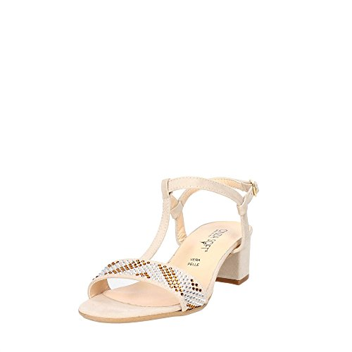 Cinzia Soft 68536 Sandale Femme Beige