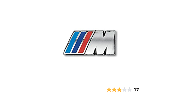 Bmw Genuine M Logo Pin Anstecknadel 80232152291 Auto