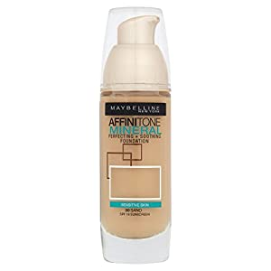 Maybelline Affinitone Mineral Foundation SPF18 30ml - 030 Sand