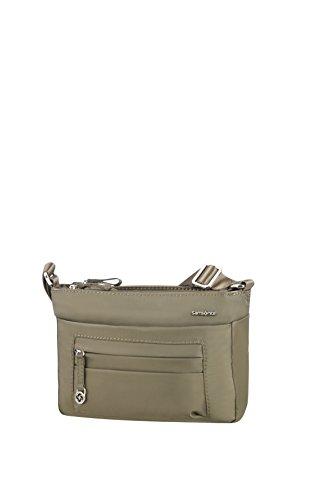 97decba277 SAMSONITE Move 2.0 - Horizontal Shoulder Bag S Borsa Messenger, 25 cm,  Verde (