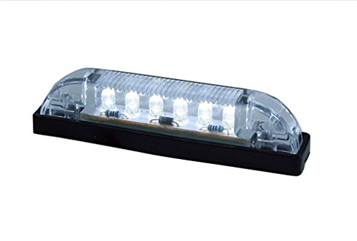 LED Bar Light-Heavy Duty, wasserabweisendes 12Volt DC LED Höflichkeit Komfort Lampe, 10,2cm Länge -