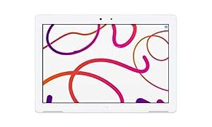 "Tableta - Android 5.1 (Lollipop) - 16 GB - 10.1"" AHVA (1280 x 800) - Host USB - Ranura para microSD - blanco"