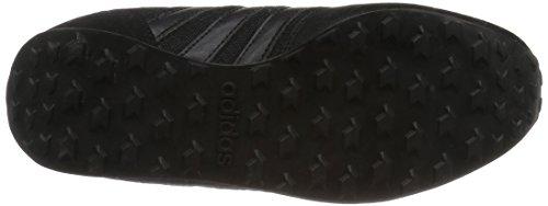 adidas CITY RACER W - Sportschuhe  - Damen Schwarz (Negbas / Negbas / Ftwbla)