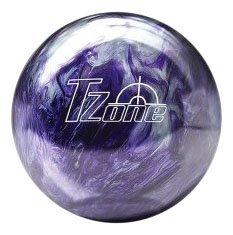 Brunswick TZone Bliss, violett Bowlingkugel, violett