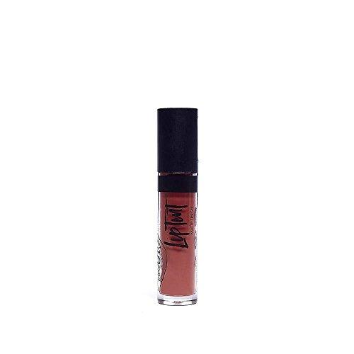 PUROBIO - Rouge à lèvres liquide 04 - Tonalitè 04 Framboise Foncée - Fini Matte - Nickel Testé - Produits Biologique - 4 ml