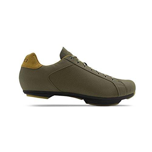 Giro Republic Chaussures pour hommes Olive 2017Chaussures de vélo army/gum