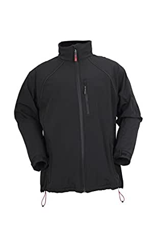 Image Unavailable. Image not available for. Colour: Blackrock Men's  Dartmoor Soft Shell Jacket Black