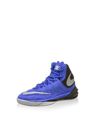 Nike Prime Hype Df Ii (Gs), Scarpe da Basket Bambino Azul / Plateado / Negro (Gm Ryl / Rflct Slvr-Blk-Wlf Gry)