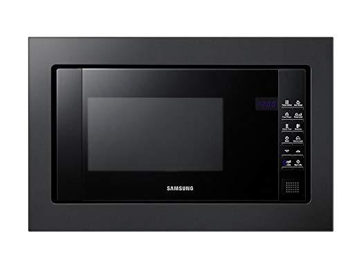 Samsung FW77SUB Intégré 20 L 850 W Noir - Micro-ondes (Intégré, 20 L, 850 W, Tactil, Noir, Bouton)