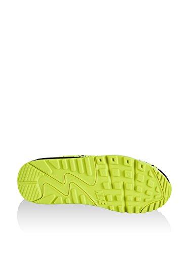 Nike Air Max 90 Fb (Gs), Scarpe da Corsa Bambini e Ragazzi, Nero lila