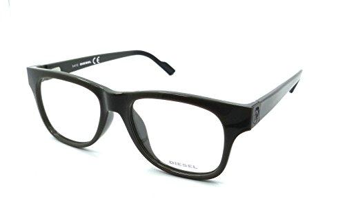 Diesel Damen Brillengestelle, Black, 53