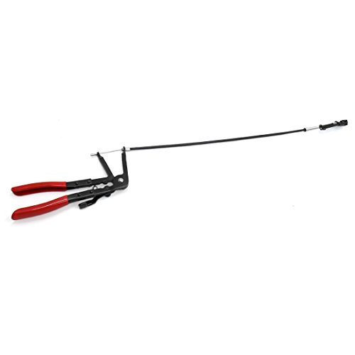 c59503996b sourcingmap calibrador de tubería Cable Alicate Removedor de Válvulas para  Coche