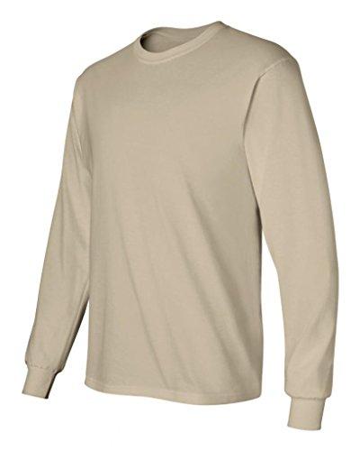 Pirate Booty auf American Apparel Fine Jersey Shirt beige - arena