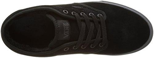 Vans Atwood, Sneakers Homme Noir (mte)