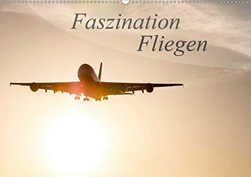 Faszination Fliegen (Wandkalender 2020 DIN A2 quer): Fantastische Momente aus der Welt der Luftfahrt. (Monatskalender, 14 Seiten ) (CALVENDO Mobilitaet) - Luftfahrt-kalender