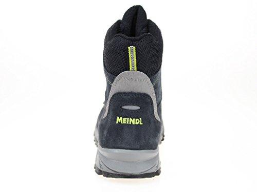 Meindl Kinder Winterstiefel Outdoorschuhe Boots INUIT JUNIOR lemon-anthrazit Dunkelgrau