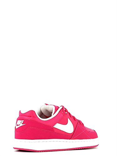 Nike - Nike Priority Low Gs Scarpe Sportive Donna Pelle Fuxia 653688 Fuxia